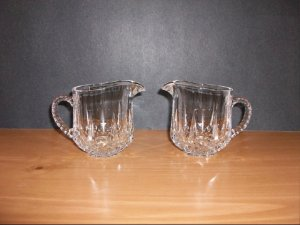 Glass Coffe/Tea Creamer