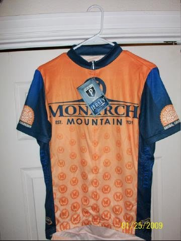Men's Authentic Primal Wear Cycling Jersey - Size M