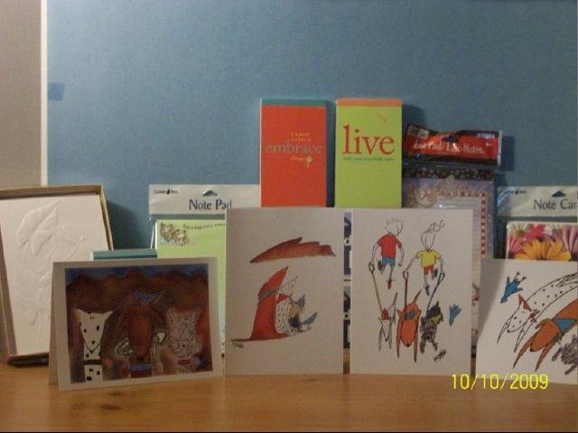 Assortment of Stationery Products