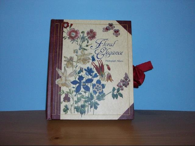 Waverly Floral Elegance Photo Album