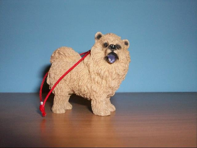Chow Chow Dog Ornament
