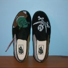 "Men or Women's Vans ""Off the Wall"" Shrek Tennis Shoes - Size 6"