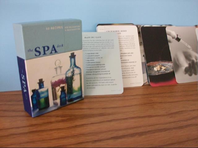 The Spa Deck - 50 Recipes for Relaxation and Rejuvenation