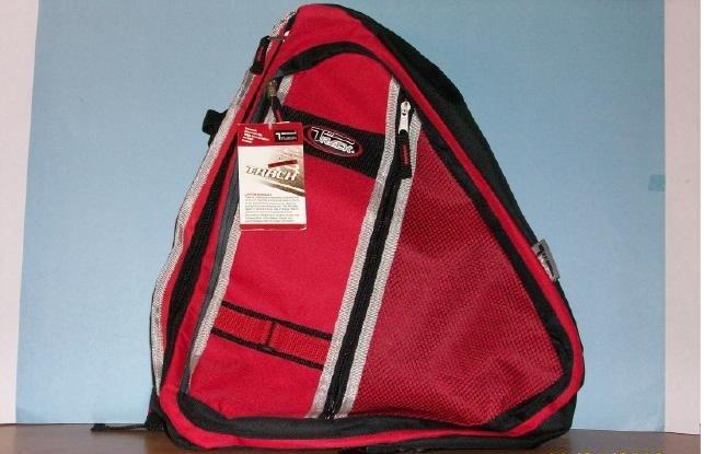 Track Backpack/Messenger Bag