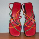 impo Multi-Colored Sandal - Size 8 1/2 M