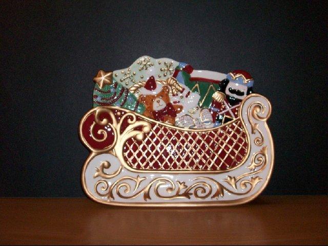 Joyous Celebration Cookie Platter by Avon