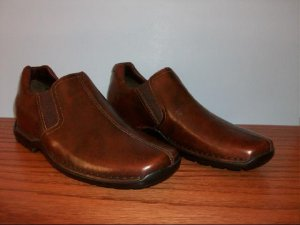Men's Cole Haan Brown Slip on/Loafer Shoes - Size 10M