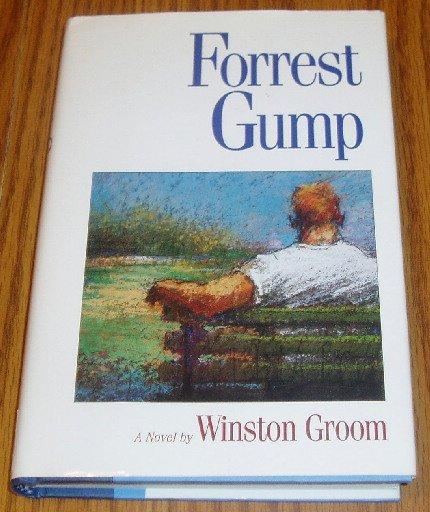 Forrest Gump by Winston Groom 1986 Hard Back DJ