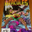 Marvel Comics Hercules Prince of Power #1 1982