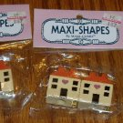 Maxi-Shapes Maxi-Cord Macrame/Craft Beads Buildings/House