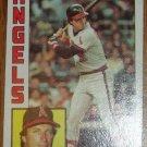 1984 MLB Topps Card #790 Doug DeCinces CA Angels