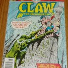 DC Comics Claw the Unconquered Issue #7 May-June 1976