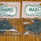 Maxi-Shapes Maxi-Cord Macrame/Craft Beads Chicken NIP
