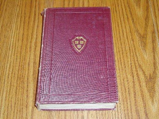 1909 Harvard Classics Vol. 19 Faust Goethe, Marlowe