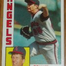 1984 MLB Topps Card #415 Tommy John California Angels