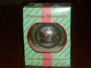 Enesco 1994 Precious Moments Glass Ball Ornament