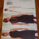 Butterick Donna Ricco Evening Dress Pattern Uncut 6-12