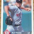 1993 MLB Donruss Series 2 #459 Matt Young Red Sox