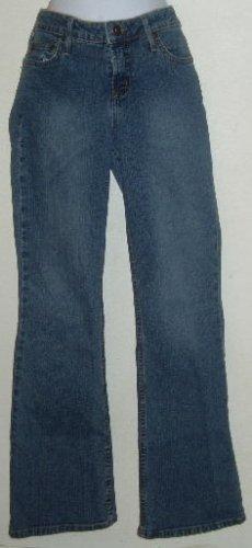 l.e.i. Jeans Juniors Size 11 5 Pockets Blue Back to School