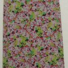 NWT Nine West Floral Skirt Size M Pink/White/Green