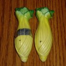 Vintage Numbered Japanese Celery Salt/Pepper Shakers