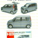 Tomy Tomica Diecast : #20 Daihatsu Move Custom (Grey) Special First Release Edition