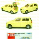 Tomy Tomica Diecast : #86 Mazda Demio (Yellow)