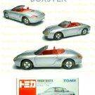 Tomy Tomica Diecast : #91 Porsche Boxster