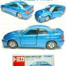 Tomy Tomica Diecast : #54 Subaru Impreza WRX