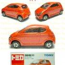 Tomy Tomica Diecast : #111 Subaru R1 (Red)