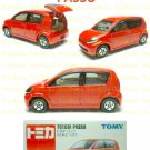 Tomy Tomica Diecast : #82 Toyota Passo (Red)