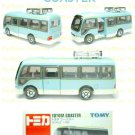 Tomy Tomica Diecast : #92 Toyota Coaster (Turquoise)