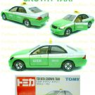Tomy Tomica Diecast : #51 Toyota Crown Taxi (Last Piece)