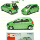 Tomy Tomica Diecast : #33 Toyota VITZ (Yaris, Echo) Last Piece