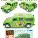 Tomy Tomica Disney Edition Diecast : #D-25 Pirates Of The Caribbean (Last Piece)