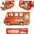 Tomy Tomica Lottery Series VIII : #L8-03 Coca Cola Quick Delivery Van