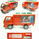 Tomy Tomica Lottery Series VIII : #L8-06 Coca Cola Isuzu ELF Truck