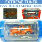 Extreme Tuner Diecast : Toyota Supra Turbo 1999 Model