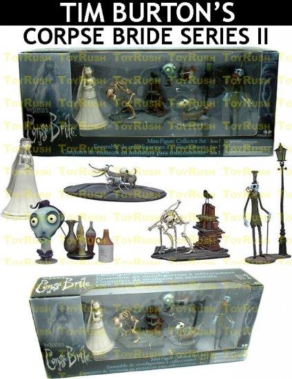 TIM BURTON'S Corpse Bride : Mini-Figure Collector Set (Series 2)