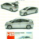 Tomy Tomica Diecast : #106 Toyota Prius Hybrid (Silver)