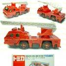 Tomy Tomica Diecast : #22 Nissan Diesel Aerial Ladder Fire Truck