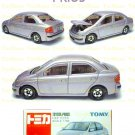 Tomy Tomica Diecast : #86 Toyota Prius Hybrid (Old Model) One & Only Piece Left!