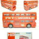 Tomy Tomica Diecast : #95 London Bus
