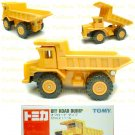 Tomy Tomica Diecast : #102 Off Road Dump
