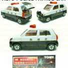 Tomy Tomica Lottery Series VII : #L7-14 Suzuki Alto Police Patrol Car