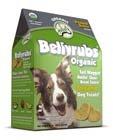 Bellyrubs-Certified Organic Dog Treats-Chicken 10oz bag