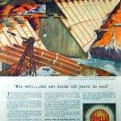 Shell Oil 1942 WW II Ad
