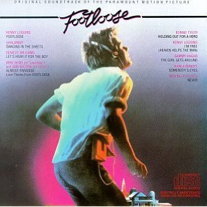 Footloose The Soundtrack Vinyl Album 1982