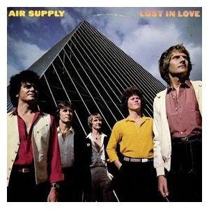 Lost in Love - Air Supply Vinyl Album 1980