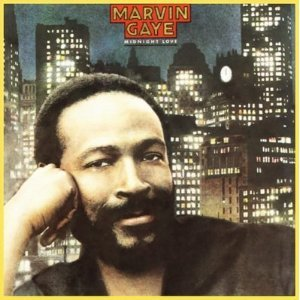 Midnight Love - Marvin Gaye - 1982
